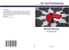 Portada del libro de Whistle-Blower