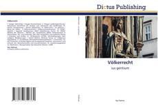 Обложка Völkerrecht