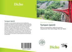 Portada del libro de Tympan (pont)