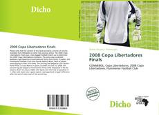 Bookcover of 2008 Copa Libertadores Finals