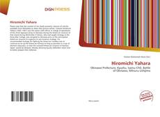 Hiromichi Yahara kitap kapağı