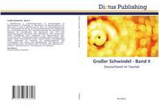 Großer Schwindel - Band II kitap kapağı