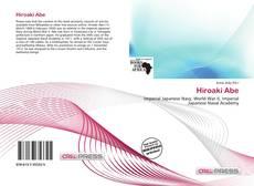 Bookcover of Hiroaki Abe