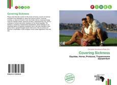 Capa do livro de Covering Sickness
