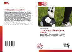 Bookcover of 2010 Copa Libertadores Finals