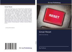 Bookcover of Great Reset