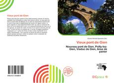 Copertina di Vieux pont de Gien
