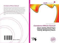 Bookcover of Constance Wilson-Samuel