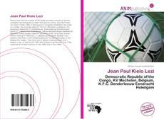 Bookcover of Jean Paul Kielo Lezi