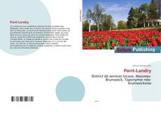 Buchcover von Pont-Landry
