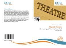Buchcover von Ahmed Ramzy