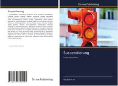 Bookcover of Suspendierung