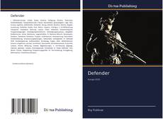 Bookcover of Defender