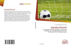 Bookcover of Daniele Chiarini