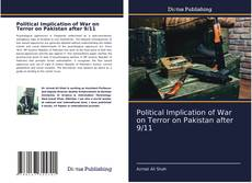 Bookcover of Political Implication of War on Terror on Pakistan after 9/11