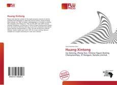 Huang Xintong kitap kapağı