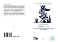 Asaad Kelada kitap kapağı