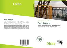 Buchcover von Pont des Arts