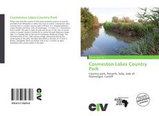 Bookcover of Cosmeston Lakes Country Park