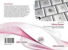 Buchcover von Hilary Dwyer