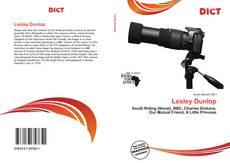 Couverture de Lesley Dunlop