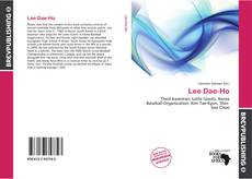 Bookcover of Lee Dae-Ho