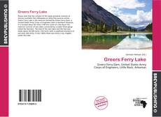Bookcover of Greers Ferry Lake