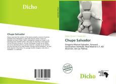 Обложка Chupe Salvador