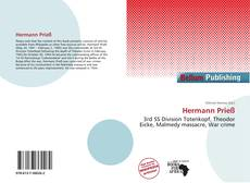 Bookcover of Hermann Prieß
