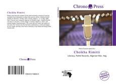 Capa do livro de Cheikha Rimitti