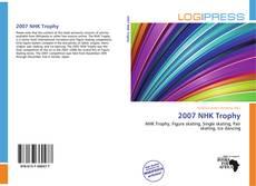 Bookcover of 2007 NHK Trophy