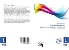 Bookcover of Hermann Maas