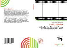 Bookcover of Chris Gauthier
