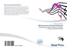 Bookcover of Mohammed Abdel Wahab