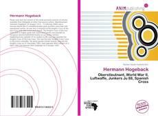 Bookcover of Hermann Hogeback