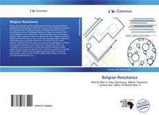 Bookcover of Belgian Resistance