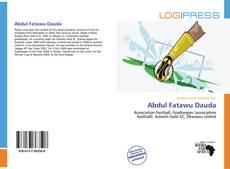 Bookcover of Abdul Fatawu Dauda