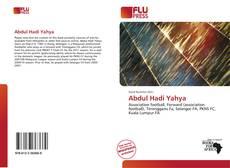 Bookcover of Abdul Hadi Yahya