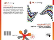 Bookcover of 1990 NHK Trophy