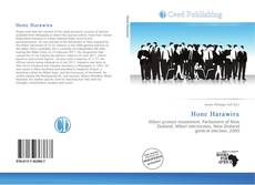Bookcover of Hone Harawira