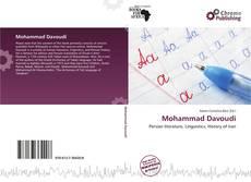 Bookcover of Mohammad Davoudi