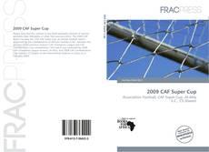 Обложка 2009 CAF Super Cup