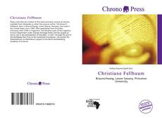 Couverture de Christiane Fellbaum