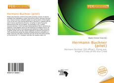Bookcover of Hermann Buchner (pilot)