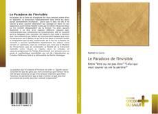 Bookcover of Le Paradoxe de l'Invisible