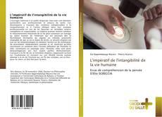 Capa do livro de L'impératif de l'intangibilité de la vie humaine