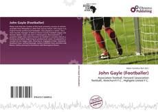 Buchcover von John Gayle (Footballer)
