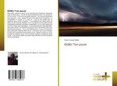 Обложка OUBLI Ton passé