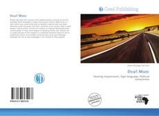 Capa do livro de Deaf-Mute