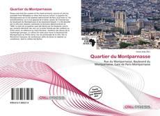 Couverture de Quartier du Montparnasse